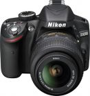 Nikon D3200 - 24.2 MP, SLR Camera, Black, 18 - 55mm Lens Kit (Digital Camera)