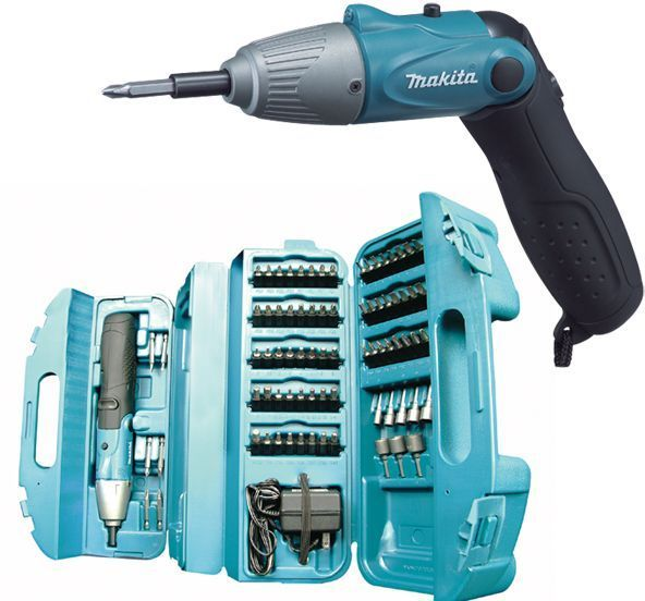 Souq Makita Cordless Screwdriver 80 Pc Bit Set Green