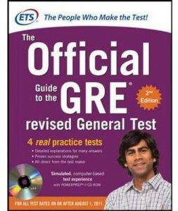 The Official Guide to the GRE Revised General Test with CD-ROM 2nd Edition Paperback