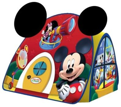 Disney Mickey Mouse Club House Adventure Tent  sc 1 st  Souq.com : mickey tent - memphite.com