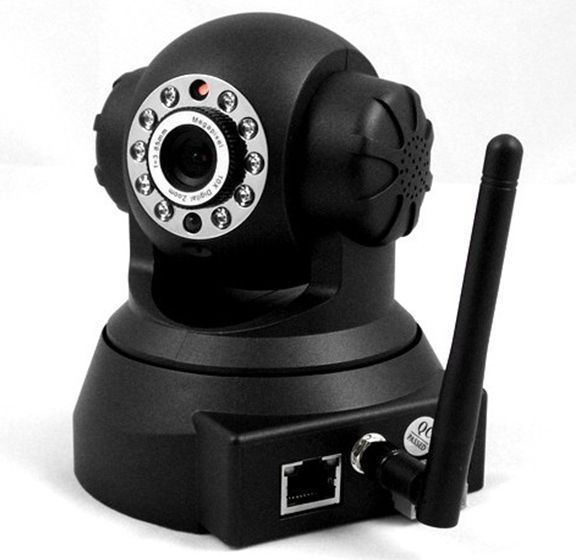 Security IP Camera Wireless Network Indoor P2P Audio CCTV WIFI Night Vision