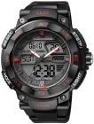 Q&Q for Men - Analog-Digital Rubber Band Watch - GW85J002Y (Watch)