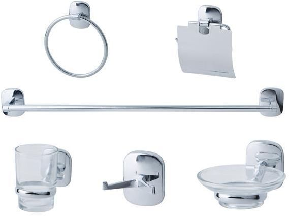 Bathroom accessories complete set price review and buy for Bathroom accessories uae