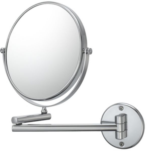 souq wall mounted magnifying makeup mirror uae. Black Bedroom Furniture Sets. Home Design Ideas