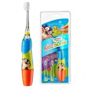 Brush Baby Kidzsonic Toothbrush - BRB070