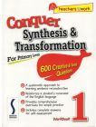 Conquer Synthesis & Transformation for Primary Levels by J. Lee - Paperback (Educational, Learning & Self Help Book)