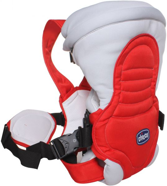 Chicco Baby Carrier 3 Positions Red Color