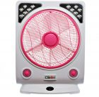 Clikon 14 Rechargeable Box Fan - CK2800 (Fan)