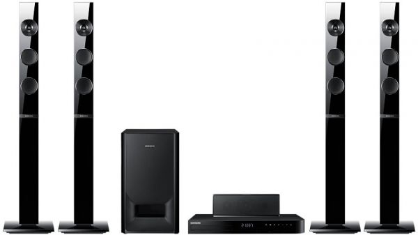 souq samsung ht j5550wk 5 1ch smart blu ray home theater. Black Bedroom Furniture Sets. Home Design Ideas