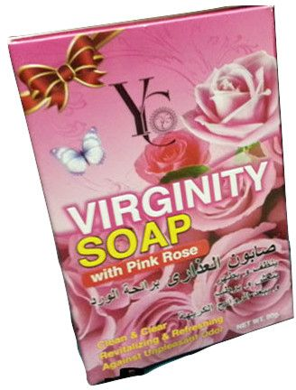 Virginity soap for women