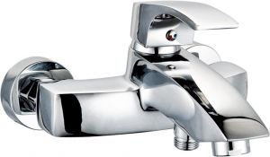 BATH MIXER TAP FAUCET WITH HAND SHOWER
