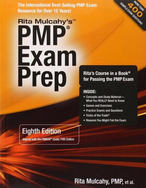 Souq pmp exam prep eighth edition by rita mulcahy paperback uae 43000 aed fandeluxe Image collections