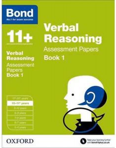 Verbal Reasoning Assessment Papers Book 1 by J. M. Bond - Paperback