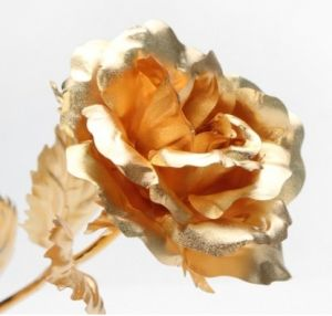 24k Gold Rose Golden Rose Day Gift Girlfriend Gifts Married Romantic L...