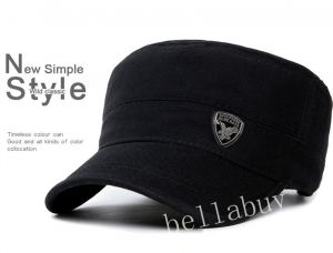 Men flat hat outdoor sun hat baseball cap