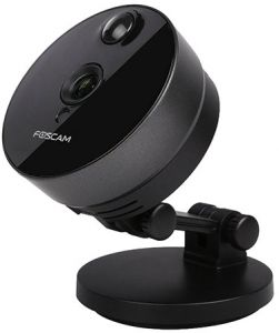 Foscam C1 Indoor HD 720p Wireless Plug and Play IP Camera with Night V...