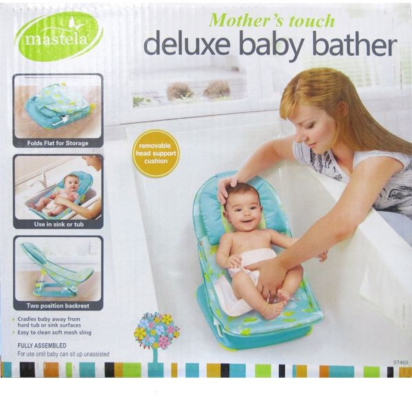 mastela infants mother touch deluxe baby bather price review and buy in dub. Black Bedroom Furniture Sets. Home Design Ideas
