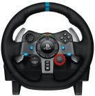 Logitech Driving Force Racing Wheel for PS4, PS3 and PC (Model- G29) (Games Gadgets & Accessories)