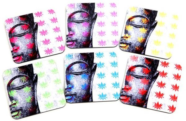 75.00 AED  sc 1 st  Souq.com & Souq | Native Nukkad Funky Tableware Coasters Set of 6 [NN059] | UAE