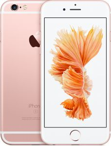 Apple iPhone 6S with FaceTime - 16GB, 4G LTE, Rose Gold