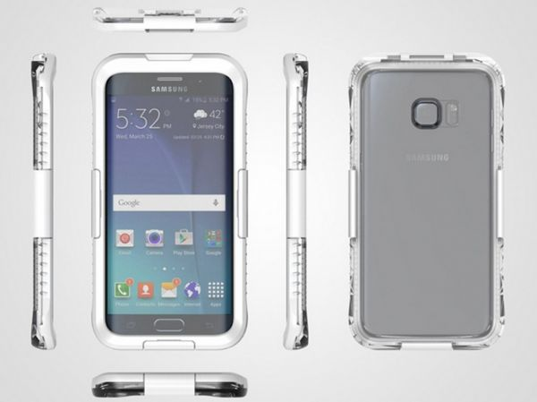 on sale e2ebe 00e75 Durable Samsung Galaxy Note 5 Waterproof Case Cover With Screen ...