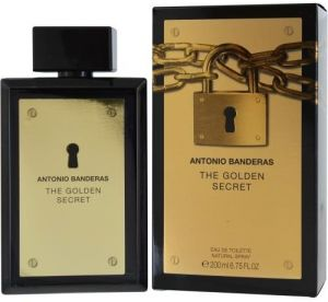 fb86e4d4a0 Antonio Banderas The Golden Secret For Men- Eau de Toilette