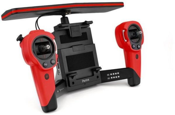 Parrot Bebop Drone Skycontroller - Red