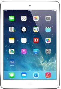 Apple iPad Mini 2 with Facetime Tablet - 7.9 Inch, 16GB, 4G LTE, White &  Silver