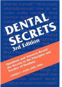 Dental Secrets by Stephen T. Sonis - Paperback