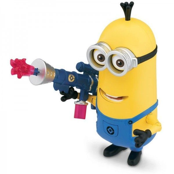 Han Fidget Spinner Character Minion Yellow Page 2 Cek Harga Source · Despicable Me Minion Kevin