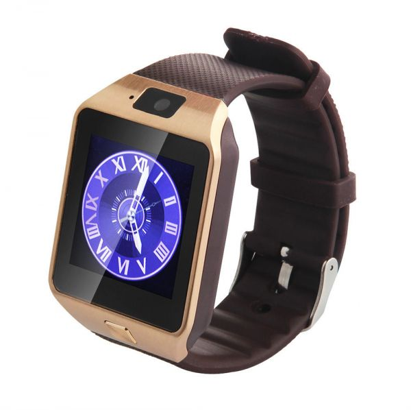 SmartGear Smart Phone Watch With Bluetooth Connection For Samsung