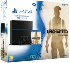 SONY PLAYSTATION 4 1TB CONSOLE WITH UNCHARTED NATHAN DRAKE COLLECTION (PS4 PAL) (Game Console)