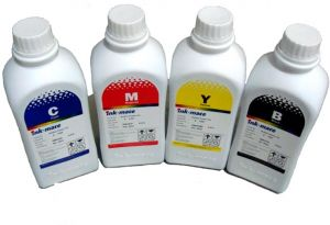 Refill ink for desk-top printer 1000ml 4color