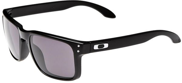 mens sunglasses oakley  Oakley Holbrook Square Men\u0027s Sunglasses - Matt Black - 9102-01 55 ...