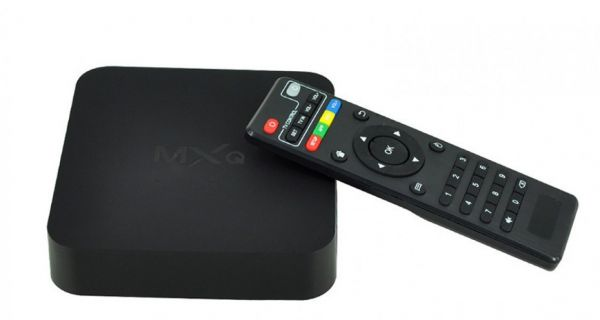 how to connect new controller to mxq android tv box