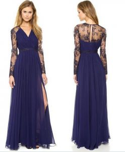Women Sleeveless Formal Wedding Cocktail Evening Party Beach Casual Maxi  Color Long Dress Dark Blue 71a35daf2