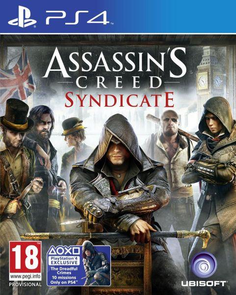 90be4a7ded59 Assassin s Creed Syndicate By Ubisoft Region 2 - PlayStation 4 ...