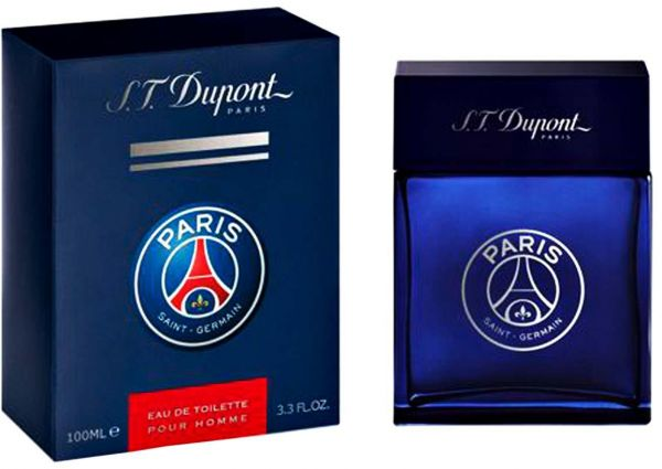 2b56af3be5f5 Parfum Officiel du Paris Saint-Germain by S.T. Dupont for Men - Eau de  Toilette