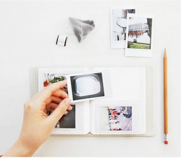 Pieces Of Moment Mini Book Album Instax Mini 7s 8 25 50s 90