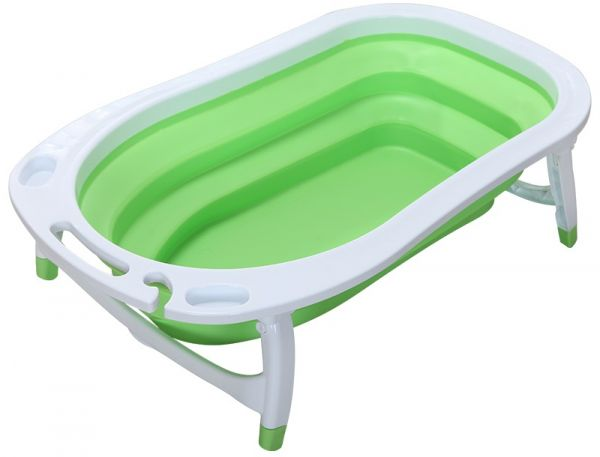 Children Folding Bath Tub Green, price, review and buy in Dubai ...