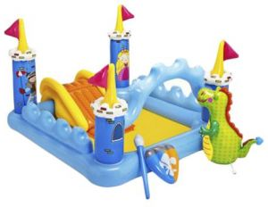 Happy hop or inflatables or ball pits or bouncer intex i for Happy hop clown bouncy castle