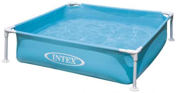 Souq intex mini frame pool 57173 uae for Intex mini frame pool afdekzeil