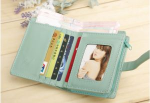 Wallet for Women - Turquoise