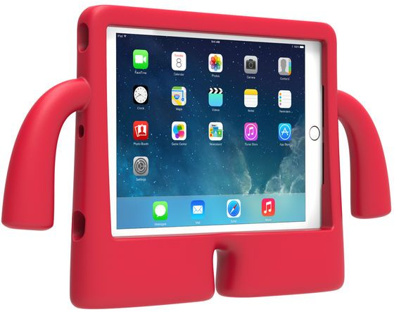 low priced ff891 f0046 Speck iGuy Tablet Cover for iPad Air 2 - Red