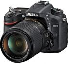 Nikon D7100 DSLR Camera 18-140mm lens Kit, 24.1 MP - Black (Digital Camera)