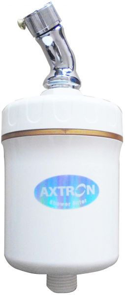 axtron shower filter for purifying bathing water price review and buy in dubai abu dhabi and. Black Bedroom Furniture Sets. Home Design Ideas