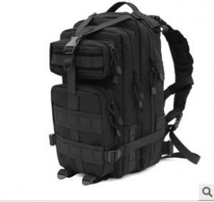 Outdoor Army Molle 3 Day Pack 3P Assault Tactical Military Camping Backpack  Bag Black 1c27e0b252aec