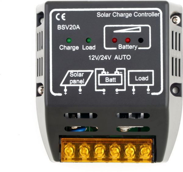 Souq a v solar panel charge controller battery