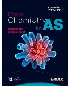 Edexcel Chemistry for AS by Graham C. Hill - Paperback
