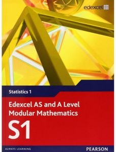Edexcel AS and A Level Modular Mathematics S1 - Mixed Media